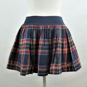Hollister Tartan Plaid Skirt